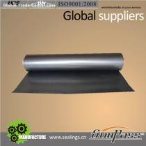 Expanded Sealing Packing Graphite Sheet And SS Insert Graphite Product