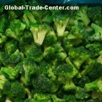 IQF Vegetable Frozen Broccoli