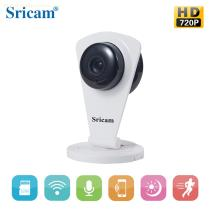 Sricam SP009C CMOS Full HD720P wireless  indoor baby monitor with two way audio