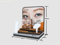 Customized Acrylic Eyebrow Display Stand