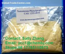 (CAS No: 1255-49-8) Healthy and Effectual Steroid Powder Testosterone Phenylpropionate