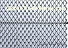 310 Stainless Steel Wire Mesh Belt Balanced Spiral 35 * 50mm Custom Design