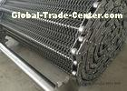 Fruit Industry Stainless Steel Wire Belt  High Speed Alkali Resisting ISO9001