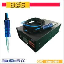 Hand  Ultrasonic Plastic Cutting Machine 30KHz Ultrasonic Cutter