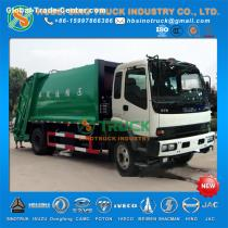 ISUZU 10cbm Waste Collection Truck