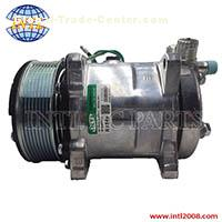 air conditioner Universal a/c compressor Sanden 508 5h14 SD5H14 SD508 12V 8pk pulley Brand new air con pump