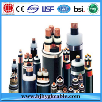 23kv Middle Volt Electric Cable Single Pole Insulated Cable