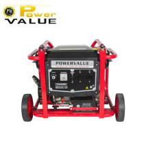 6kw 6kva Petrol Generator with Low Price in India