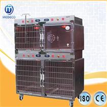 Veterinary Equipment Medical Animal Clinic Stainless Steel Veterinary Dog Cage