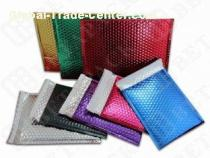 Fully Laminated Aluminum Foil Bubble Packaging Envelopes 6 x 10 Bubble Mailers