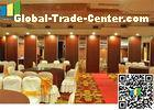 Office / Banquet hall / Hotel movable wall partitions , folding wall partitions
