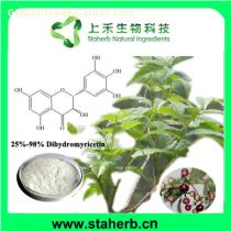 Good quality plant extract Vine tea extract;Dihydromyricetin  25%-98%