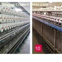 High Quality Z Twist 100 Polyester Spun Yarn 20s/2, 20s/3, 20s/4