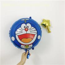 Hot Sale Bule Cat Minion Foil Balloon