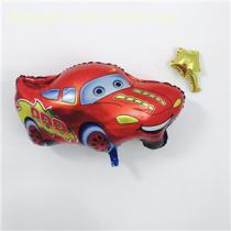 For Sale Red Car Shaped Foil Balloon