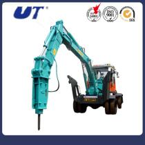 Excavator Attachment Hydraulic Rock Hammer
