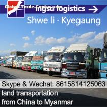 shwe li logistics & transportation,shwe li road freight