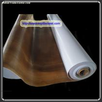 one size etched ptfe sheet for anti-corrosive wearing lining material