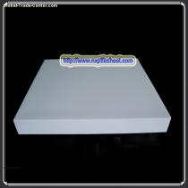 PTFE molded sheet ptfe press hard plate