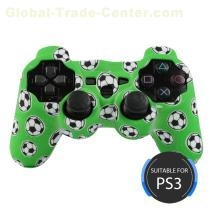 PS3 Water Transfer Printing Silicone Gel Guard