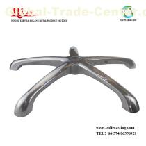 Furniture Aluminum Die Cast Chair Base