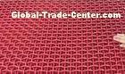 Food Grade Galvanized Steel Vibrating Screen Wire Mesh High Carbon Steel Crusher Screen Mesh