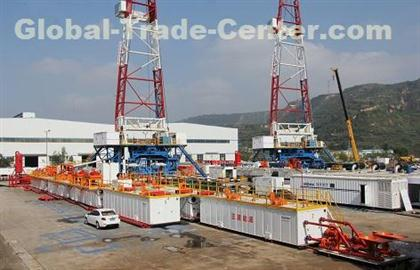 Oil & Gas Drilling Mud System