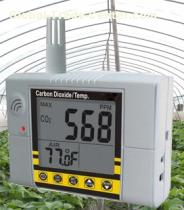 QT-CO2 Carbon Dioxide/temperature/humidity Meter