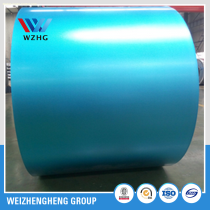 Cold rolled galvalume zinc-alume steel coil