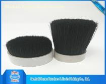 Dyed black bristle 050290