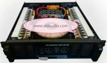 hot sale class TD 2X2000W Professional power amplifier
