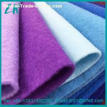 Famous Brand Needle Punched Polyester Felt