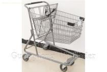 YLD-MT100-2FB American Shopping Cart American Style Shopping Cart, American Shopping Cart, American Shopping Cart without Bottom Tray