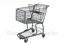 YLD-MT130-1FB American Shopping Cart American Style Shopping Cart, American Shopping Cart, American Shopping Cart without Bottom Tray
