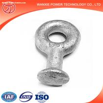 Q-7 Ball eyes Hot forged electric power fitting