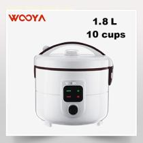 1.8L 700W 10 cups rice cooker with thickened cooking bowl