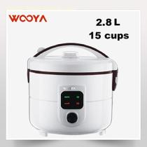 household electric rice cooker 2.8L 1000W 15 cups for big family