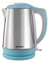 electric kettle boiler 1.7L with press to open lid