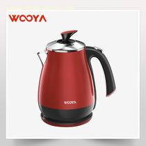 electric jug kettle 1.5L double wall promotional
