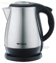 1.8L electric jug kettle with seamless pot easy cleaning