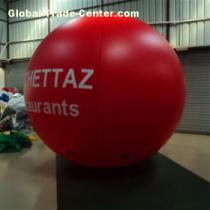 2m Of Customized Inflatable Helium Balloon For Advertising Company Events Manufacturer In China