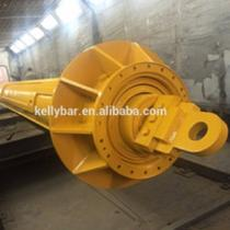 ISO Engineering Construction Machinery Pile Driver XCMG Bauer Rotary Drilling Rig Parts Interlocking Friction Kelly Bar