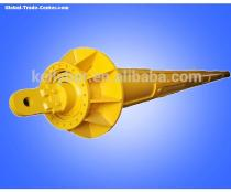 Factory Bauer Casagrande Engineering  Construction Machinery Pile Driver Rotary Drilling Parts Interlocking Friction Kelly Bar