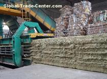 Baler For Agricultural Products
