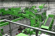 Material Recycling Factory (MRF),waste recycling machine
