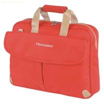 Women's Red Office Bag Business Briefcase Laptop Bag