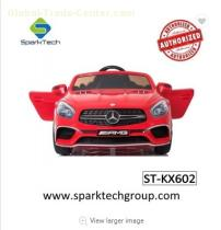 Popular Toys for Kids Meceders Benz SL65 Licensed Cheap Mini Electric Children Car