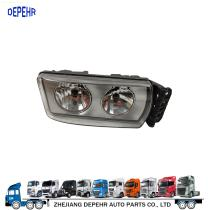 Zhejiang Depehr Heavy Duty European Tractor Body Parts Head Light Iveco Stralis Truck Head Lamp RH504020189 LH504020193