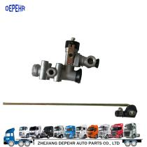 Zhejiang Depehr Heavy Duty European Tractor Height Control Valve DAF Truck Leveling Valve 4640061000 1325336