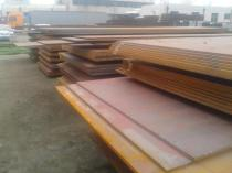 Hot Rolled Type High Quality Steel Plate